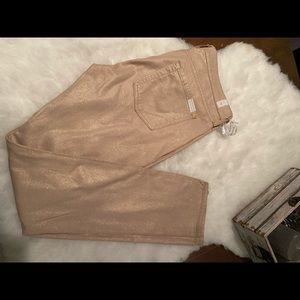 7 for all mankind! Gold pants